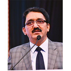 Prof. Dr. Sanjay B. Chordiya