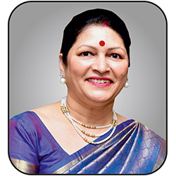 Mrs. Sushama Chordiya