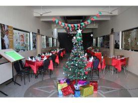 2 Christmas Theme Lunch 3