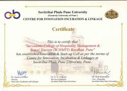3. centre for Innivation and Incubation