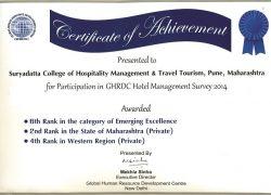8. GHRD Ranking2014_