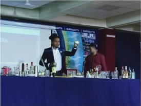 Bartending & flairinng Skill Workshop 2